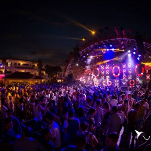 WE PARTY @ USHUAÏA IBIZA – SPECIAL APPEARANCE: KYLIE MINOGUE