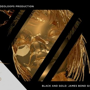 VideoLoops Exemples. OC_Marbella Black&Gold Party